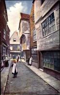 Artiste CPA Oilette, York Yorkshire, A Corner Of Old York, Tuck 7088 - Autres