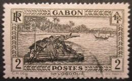 GABON N°126 Oblitéré - Gebraucht