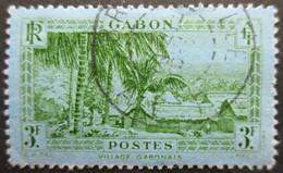 GABON N°143 Oblitéré - Gebraucht