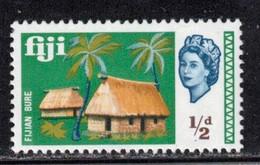 FIJI Scott # 240 MH - QEII & Fijian Bure - Fiji (...-1970)