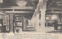 COURTRAI: Musée D'Art Industriel Et D'Archéologie - Kortrijk