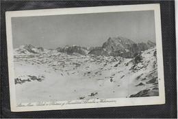 AK 0792  Steinernes Meer - Blick Vom Plateau Gegen Hundstod , Schneiber & Watzmann Ca. Um 1920 - Lofer