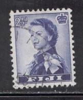 FIJI Scott # 151 Used - QEII Portrait - Fiji (...-1970)