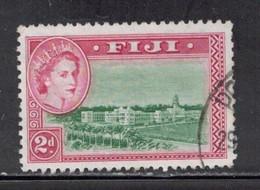 FIJI Scott # 150 Used - QEII & Buildings - Fiji (...-1970)