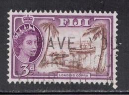 FIJI Scott # 152 Used - QEII & Ship - Fiji (...-1970)