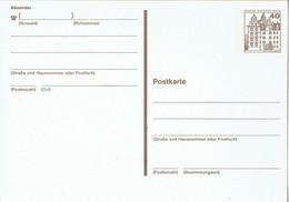 Germany / Berlin - Ganzsache Postkarte Ungebraucht / Postcard Mint (g1040) - Postkarten - Ungebraucht
