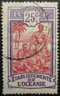 OCEANIE N°51 Oblitéré - Used Stamps