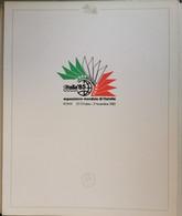 ESPOSIZIONE FILATELICA ITALIA'85; ALBUM RACCOGLITORE COMPLETO - Lotti E Collezioni