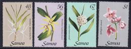 SAMOA - Fleurs, Orchidées - 1985 - MNH - Samoa
