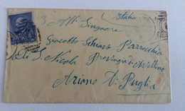 1890 Cover U.S.A.-ITALY+c.5+5 Cancles-O900 - Event Covers