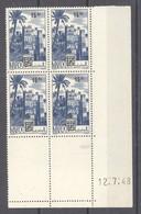Maroc  :  Yv  328  **  Coin Daté Du 12-7-48 - Neufs