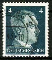 3. REICH 1941 Nr 783 Gestempelt X2962BA - Usados