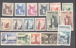 Maroc  :  Yv  345-61   ** - Unused Stamps