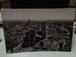 Cartolina  Reggio Emilia Panorama 1952 Formato Piccolo - Reggio Emilia