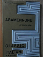 Agamennone - Alfieri - R.A.D.A.R.,1967 - R - Gialli, Polizieschi E Thriller