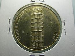 Medal Italy Souvenir Of Value Art Coin Pisa - Non Classificati