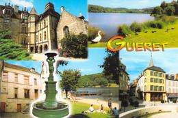 23 - Guéret - Multivues - Guéret