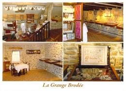 23 - Saint Pardoux Morterolles - La Grange Brodée - Multivues - Altri Comuni