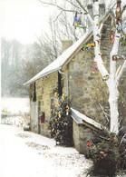 23 - Sous Parsat - En Décembre - La Maison Du Père Noël - Altri Comuni