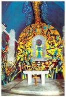 23 - Sous Parsat - Eglise - Fresque Et Vitraux - La Genèse - Altri Comuni
