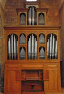 23 - Bénévent L'Abbaye - Eglise Abbatiale Saint Barthélémy - Orgue - Benevent L'Abbaye