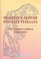LF1616 - OGGETTI E SERVIZI POSTALI ITALIANI - Altri Libri