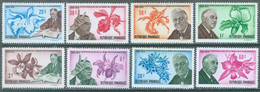 REPUBLIQUE RWANDAISE - 1970 - MNH/*** - ROOSEVELT - COB 392-399 Yv 392-399 - Lot  23783 - 1970-79: Nuovi