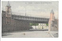 Vilvoorde - Le Nouveau Pont Du Chemin De Fer. - Vilvoorde