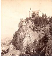 AK-2185/ Freystein Bei Leoben Steiermark  Stereofoto V Alois Beer ~ 1900 - Photos Stéréoscopiques