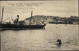 CPA Dratch Montenegro, Le Port - Montenegro