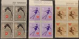 ITALIA 1966  UNIVERSIADE D'INVERNO - Blocchi & Foglietti