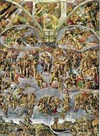 Posta Doble, Vaticano. Capilla Sixtina. - Vaticano