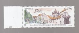 FRANCE / 2020 / Y&T N° 5389 ** : Salon Philatélique De Printemps à Dôle (Jura) X 1 BdF D - Nuovi