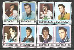 Saint Vincent 1985 Mint Stamps MNH(**) Elvis Presley - St.Vincent (1979-...)