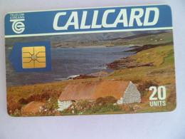 Télécarte  Callcard - 20 Units - Irlande - Ireland