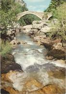 MEYRUEIS - Le Pont Du Capélan.  (scan Verso) - Meyrueis