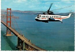 CPM PAYS-BAS THEMES MLITARIA AERONAUTIQUE - Sikorsky S-61N - Helicópteros