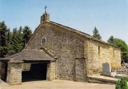 34 - La Salvetat Sur Agout - Chapelle Saint Etienne De Cavall (XIIe - XVIe Siècles) - La Salvetat