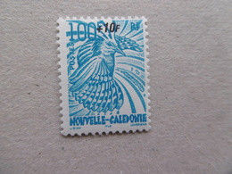 NOUVELLE CALEDONIE    P963 * *   LE CAGOU    SURCHARGE + 1O F - Unused Stamps
