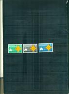 SOLOMON ANNEE INAUGURALE DE L'UNIVERSITE DU PACIFIQUE-SUD 3 VAL NEUFS A PARTIR DE 0.60 EUROS - British Solomon Islands (...-1978)