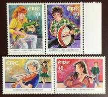 Ireland 2001 Music Preservation Association MNH - Nuovi