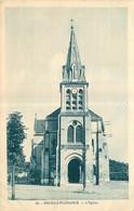 93 - NEUILLY PLAISANCE - L'EGLISE - Gaby - 51 - Neuilly Plaisance