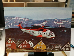 GREENLAND HELICOPTERS With SIKORSKI - Helicópteros
