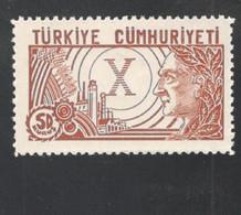 TURKEY........1933: Michel970mnh** Cat.Value$42.00 - Ungebraucht