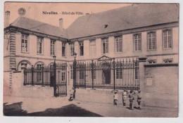 NIVELLES  HOTEL DE VILLE - Nivelles