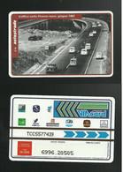 N. 98 Cat. Viacard - Traffico Sulla Firenze Mare Da Lire 50.000 Technicard - Altri