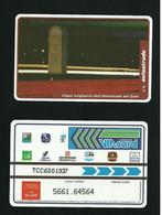 N. 116 Cat. Viacard - Cippo Originale Dell'Autostrada Da Lire 50.000 Technicard - Altri