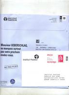 Pap Reponse Yseultyz  Institut Pasteur + Destineo - PAP: Antwort