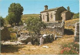 SUR LES PENTES DU MONT - LOZERE. Chapelle De GRIZAC.  (scan Verso) - Le Pont De Montvert