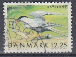 ++Denmark 1999. Bird. Michel 1226. Cancelled - Used Stamps